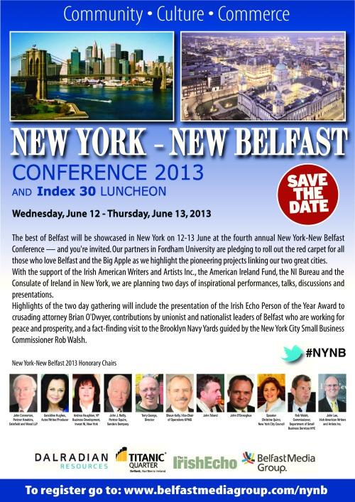 New York - New Belfast returns to NYC