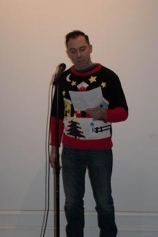 Christmas Salon, Cell, 12/20/16